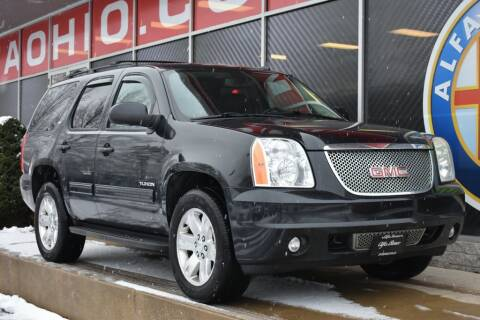 2011 GMC Yukon SLT for sale at Alfa Romeo & Fiat of Strongsville in Strongsville OH