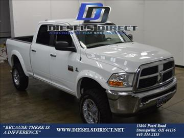 2010 Dodge Ram Pickup 2500 for sale in Strongsville, OH