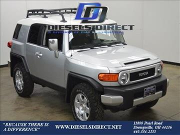 2007 Toyota FJ Cruiser for sale in Strongsville, OH