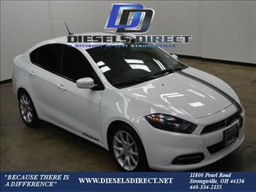 2014 Dodge Dart for sale in Strongsville, OH