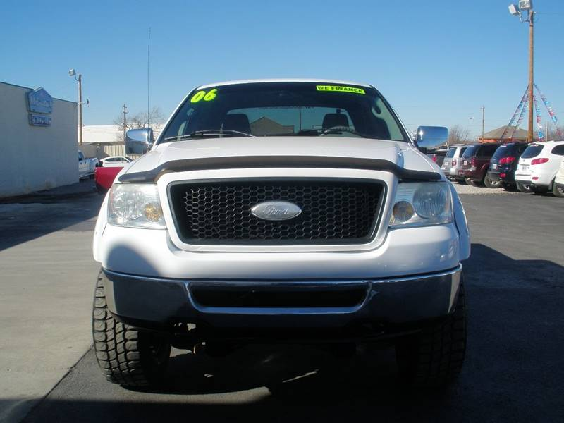 2006 Ford F-150 XLT 4dr SuperCrew 4WD Styleside 5.5 ft. SB - Oklahoma City OK