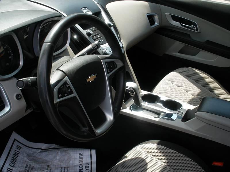 2011 Chevrolet Equinox LT 4dr SUV w/1LT - Oklahoma City OK