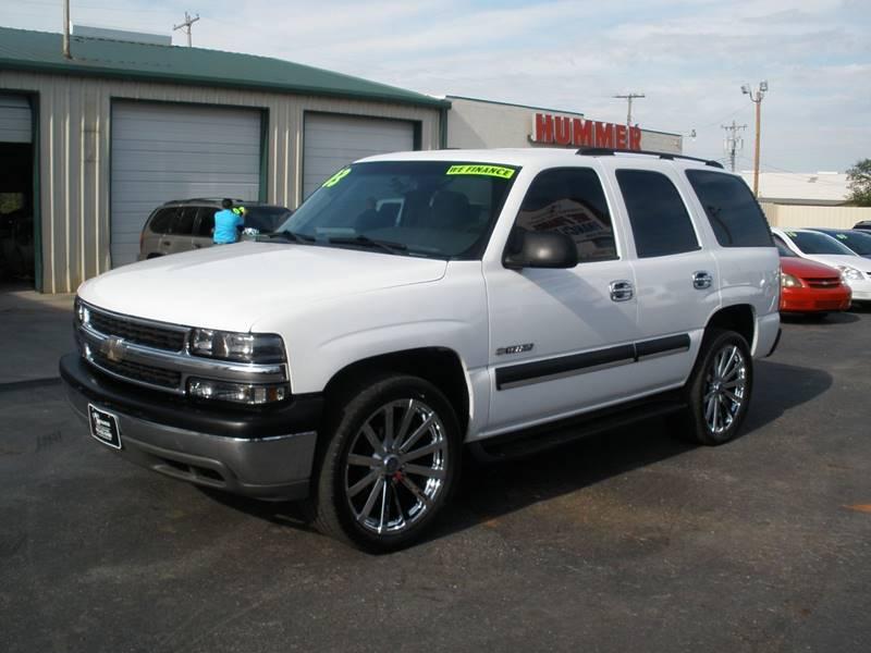 2003 Chevrolet Tahoe LS 4dr SUV - Oklahoma City OK