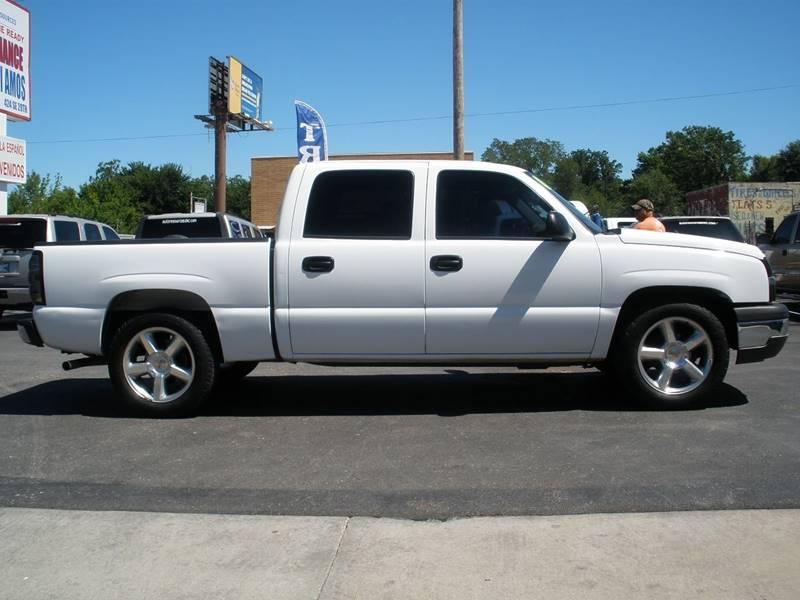 2004 Chevrolet Silverado 1500 4dr Crew Cab LT Rwd SB - Oklahoma City OK