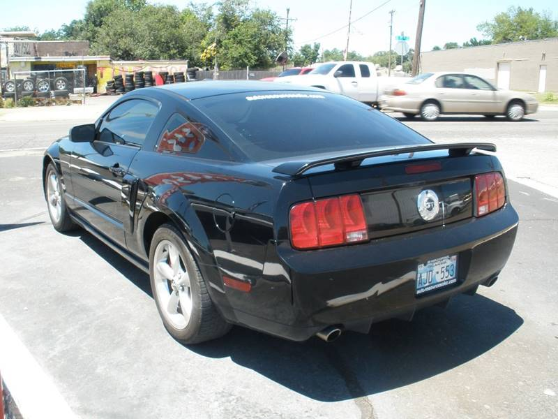 2007 Ford Mustang GT Deluxe 2dr Coupe - Oklahoma City OK
