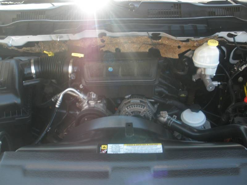 2011 RAM Ram Pickup 1500 4x2 SLT 4dr Quad Cab 6.3 ft. SB Pickup - Oklahoma City OK