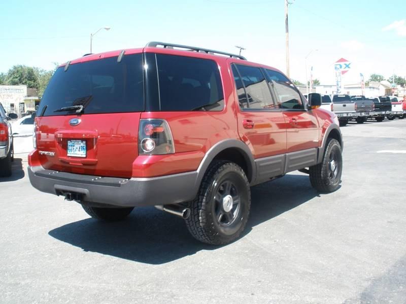 2005 Ford Expedition Eddie Bauer 4WD 4dr SUV - Oklahoma City OK