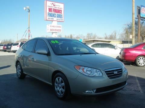 2008 Hyundai Elantra for sale in Oklahoma City, OK