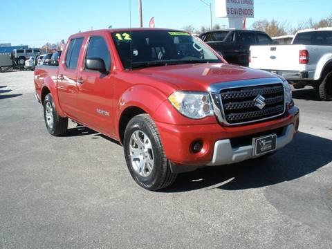 2012 Suzuki Equator for sale in Oklahoma City, OK