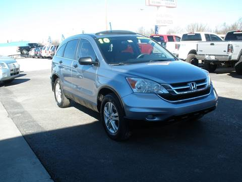 2010 Honda CR-V for sale in Oklahoma City, OK