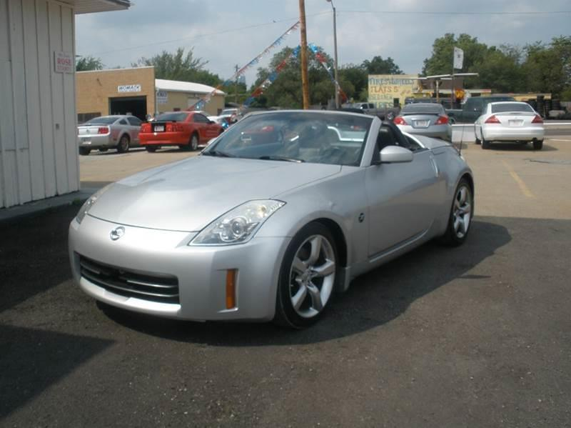 2008 Nissan 350Z Grand Touring 2dr Convertible 5A - Oklahoma City OK