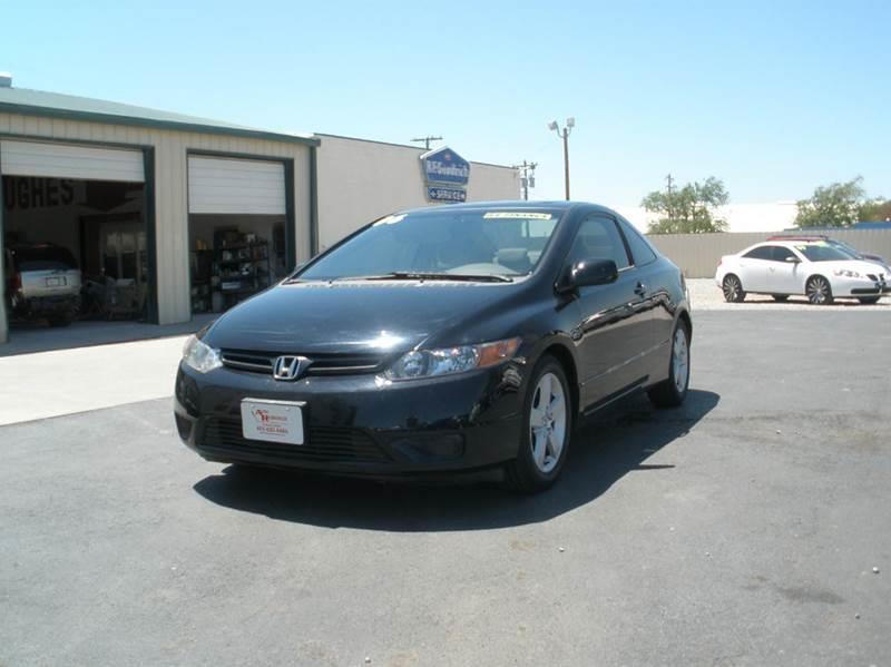 2006 Honda Civic EX 2dr Coupe w/Manual - Oklahoma City OK