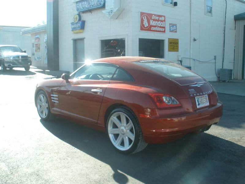 2004 Chrysler Crossfire 2dr Sports Coupe - Oklahoma City OK
