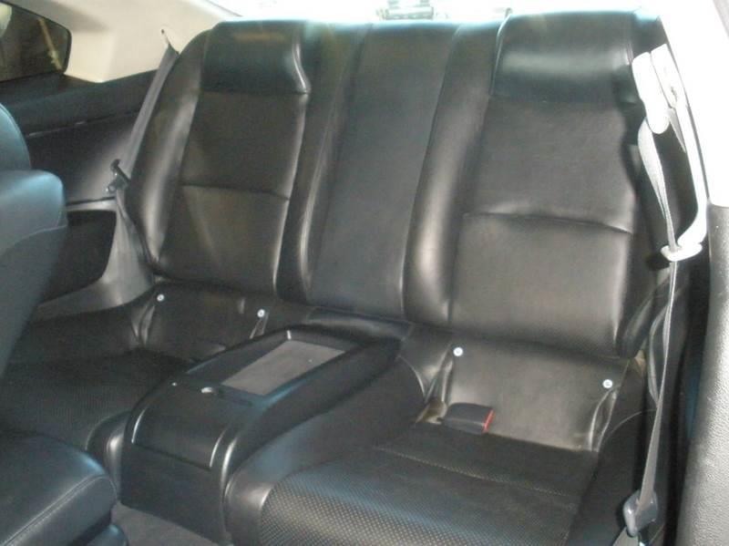 2005 Infiniti G35 Rwd 2dr Coupe - Oklahoma City OK