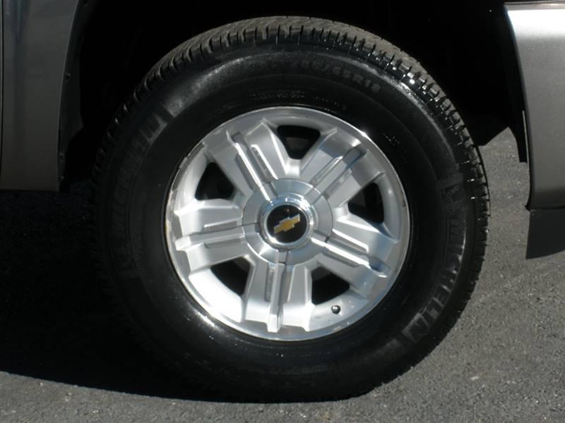 2008 Chevrolet Silverado 1500 4WD LT1 4dr Crew Cab 5.8 ft. SB - Oklahoma City OK