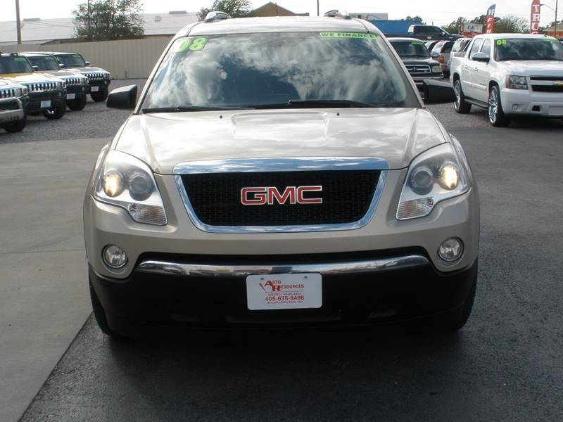 2008 GMC Acadia SLE-1 4dr SUV - Oklahoma City OK