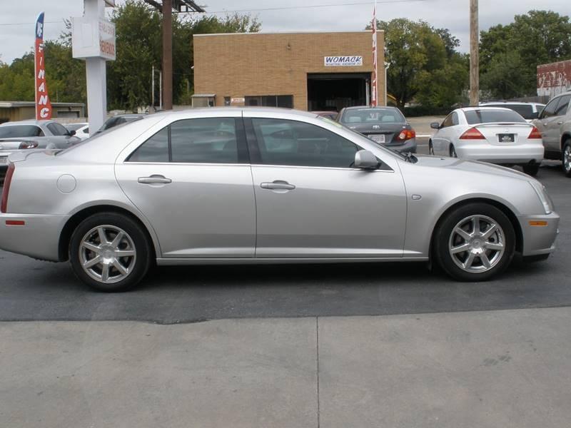 2005 Cadillac STS 3.6 4dr Sedan - Oklahoma City OK