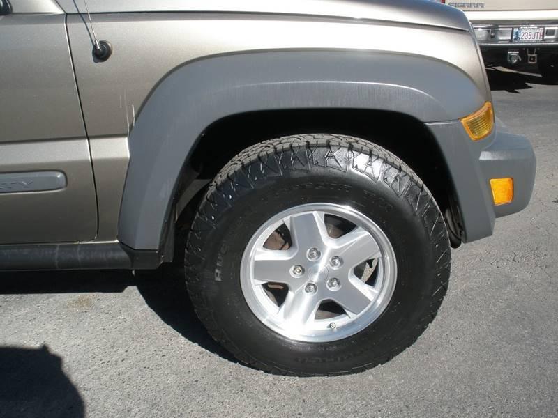 2005 Jeep Liberty Sport 4dr SUV - Oklahoma City OK