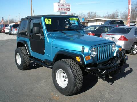 used 2004 jeep wrangler for sale oklahoma. Cars Review. Best American Auto & Cars Review