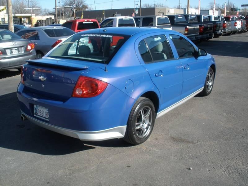 2008 Chevrolet Cobalt LS 4dr Sedan - Oklahoma City OK