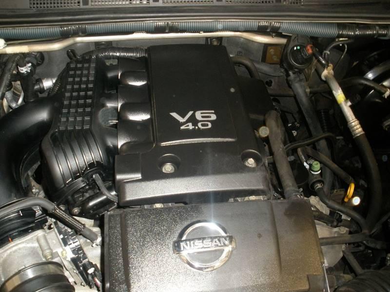 2006 Nissan Pathfinder S 4dr SUV 4WD - Oklahoma City OK