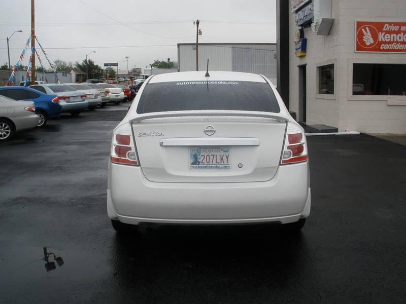 2010 Nissan Sentra 2.0 S 4dr Sedan - Oklahoma City OK