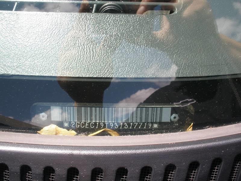 2003 Chevrolet Silverado 1500 4dr Extended Cab LT Rwd LB - Oklahoma City OK