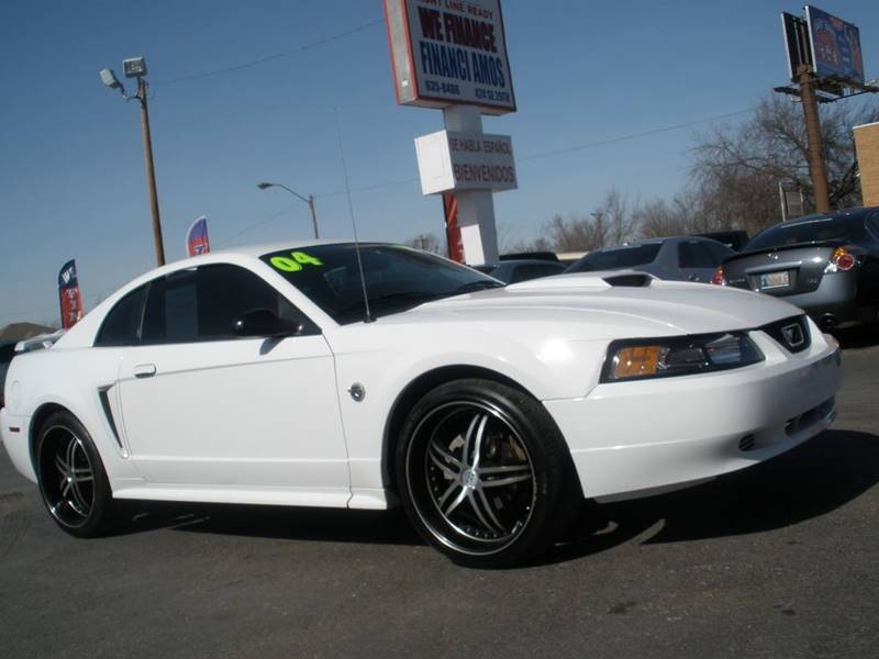 2004 Ford Mustang 2dr Coupe - Oklahoma City OK
