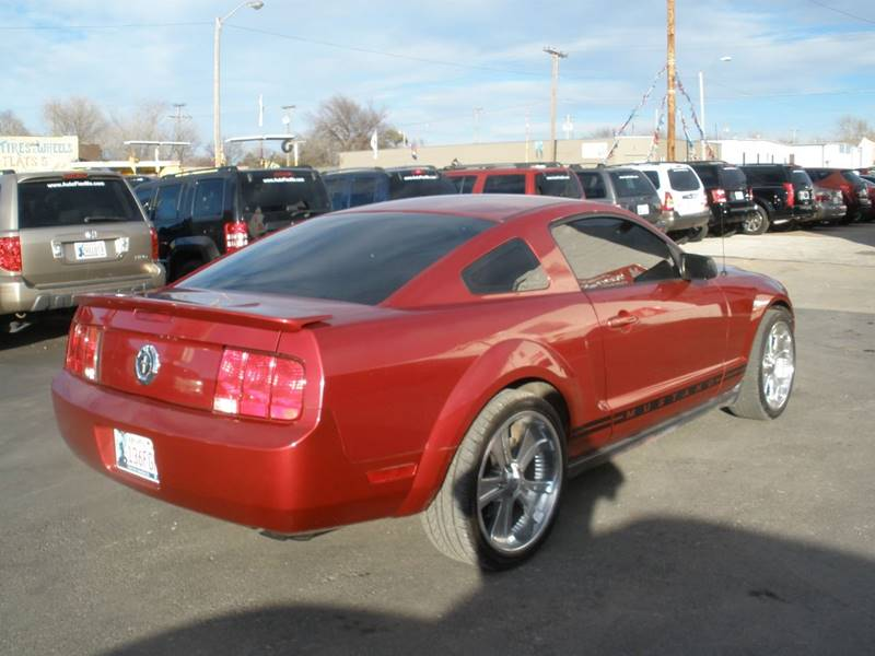 2007 Ford Mustang V6 Deluxe 2dr Coupe - Oklahoma City OK