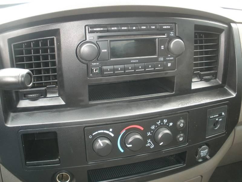 2007 Dodge Ram Pickup 1500 ST 2dr Regular Cab SB - Oklahoma City OK