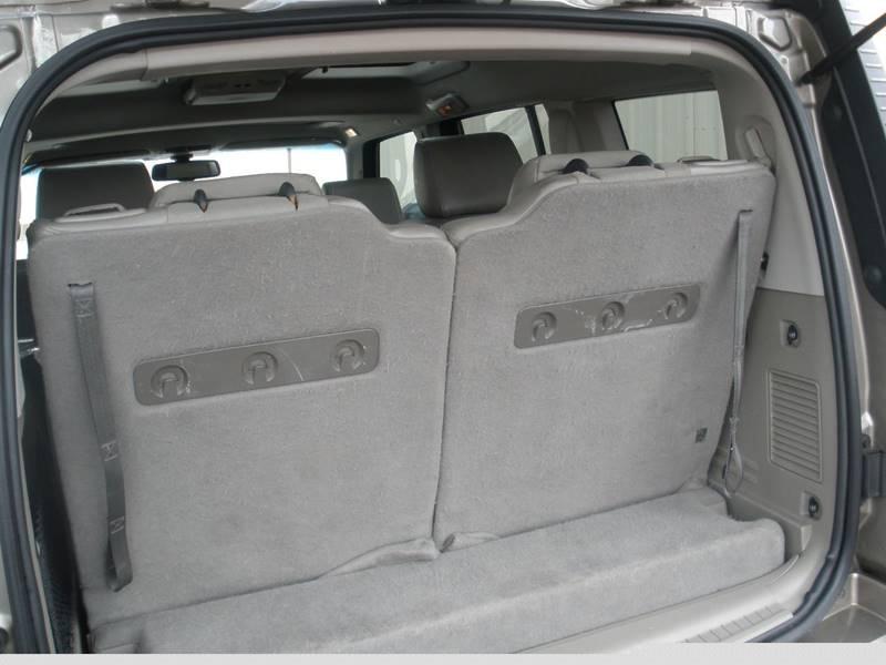 2006 Jeep Commander 4dr SUV 4WD - Oklahoma City OK