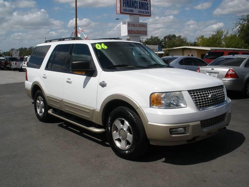 2006 Ford Expedition King Ranch 4dr SUV 4WD - Oklahoma City OK