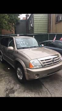 2004 Suzuki XL7 for sale at GARET MOTORS in Maspeth NY
