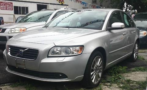 2008 Volvo S40 for sale at GARET MOTORS in Maspeth NY