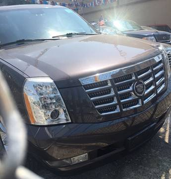 2011 Cadillac Escalade for sale at GARET MOTORS in Maspeth NY