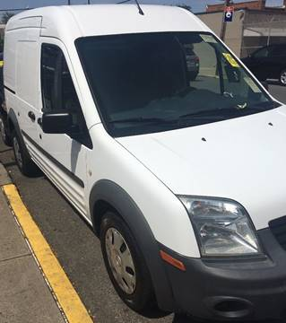 2012 Ford Transit Connect for sale at GARET MOTORS in Maspeth NY