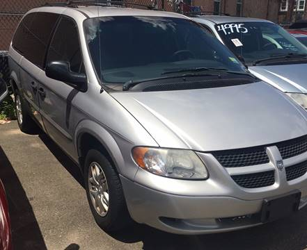 2004 Dodge Grand Caravan for sale at GARET MOTORS in Maspeth NY