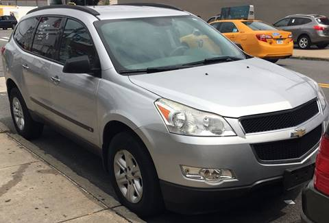 2010 Chevrolet Traverse for sale at GARET MOTORS in Maspeth NY