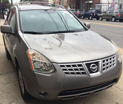 2009 Nissan Rogue for sale at GARET MOTORS in Maspeth NY