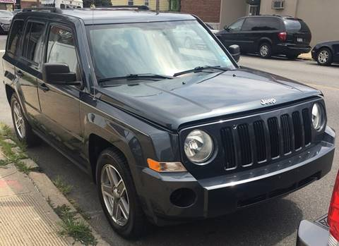 2008 Jeep Patriot for sale at GARET MOTORS in Maspeth NY