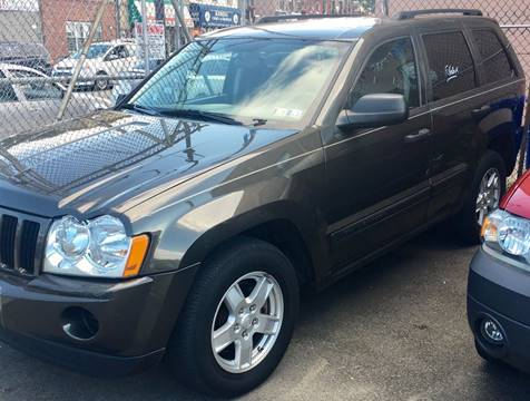 2006 Jeep Grand Cherokee for sale at GARET MOTORS in Maspeth NY