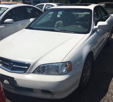 1999 Acura TL for sale at GARET MOTORS in Maspeth NY
