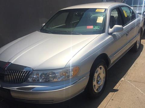 1998 Lincoln Continental for sale in Maspeth, NY