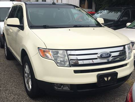 2007 Ford Edge for sale at GARET MOTORS in Maspeth NY