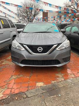 2016 Nissan Sentra for sale at GARET MOTORS in Maspeth NY