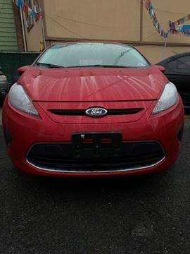 2012 Ford Fiesta for sale at GARET MOTORS in Maspeth NY
