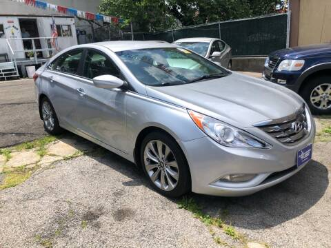 2012 Hyundai Sonata for sale at GARET MOTORS in Maspeth NY