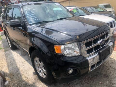 2011 Ford Escape for sale at GARET MOTORS in Maspeth NY