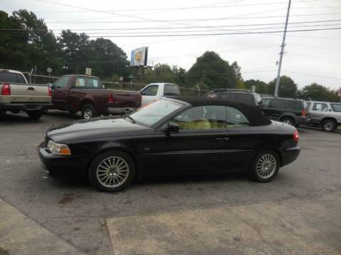 2004 Volvo C70 for sale at Acceptance Auto Sales in Marietta GA