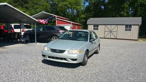 2001 Toyota Corolla for sale in Maryville, TN